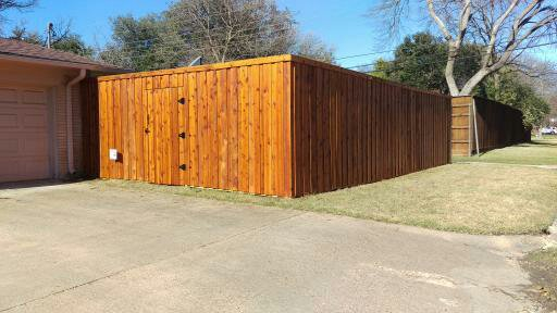 How long do wood fences last? With stain, 12 years plus